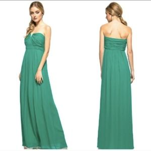 Ted Baker Alessa Strapless Gown